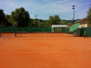 Teniski klub Dril spoljni tereni