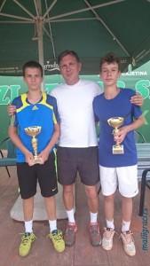 Sava i Ilija OP Zlatibor I U 14, 2016