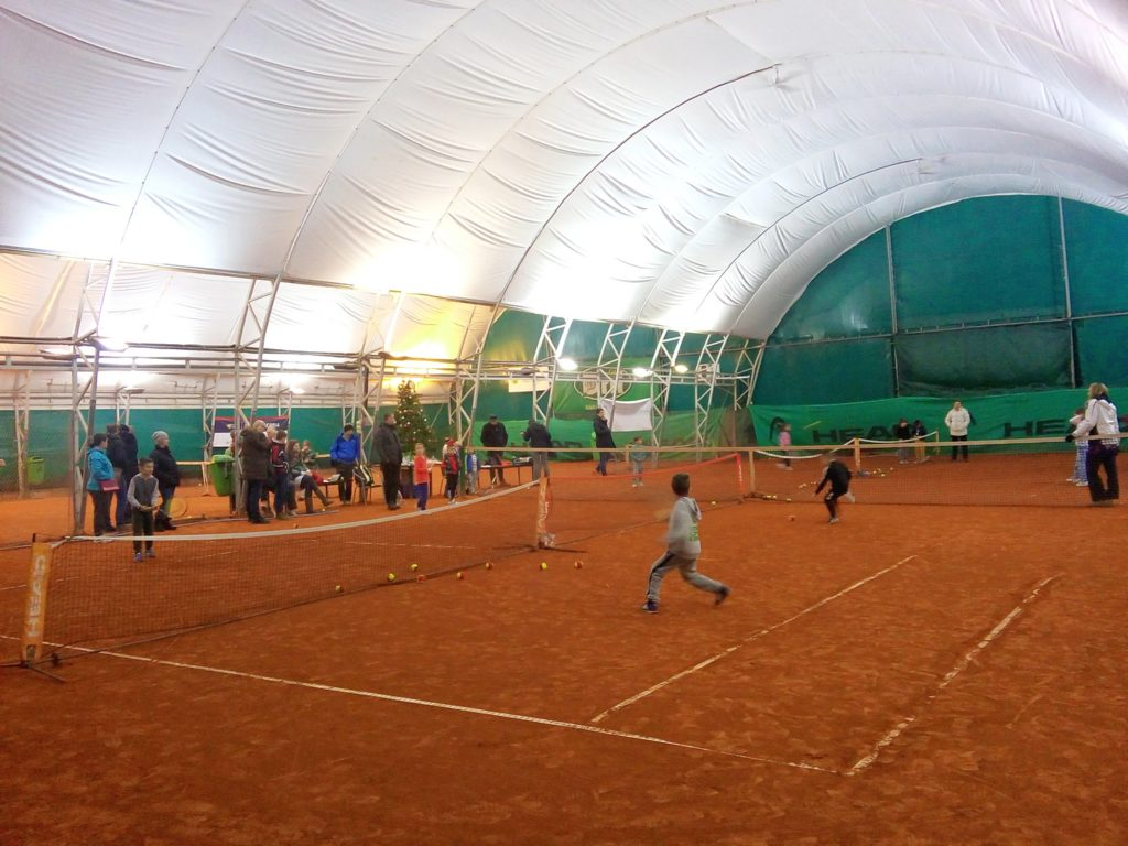 Teniski Klub Dril Crveni Nivo Novogodišnji turnir