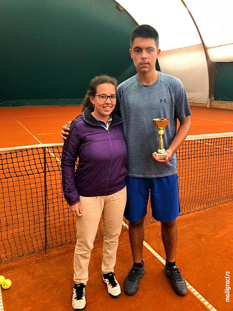 Stefan Malbaša teniski klub Dril