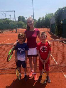 NIKOLINA CUMBO trener u teniskom klubu Dril