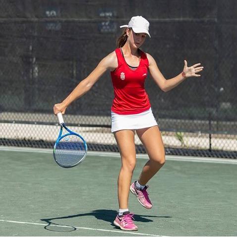 Natalija Senić teniski klub Dril Orlando Florida