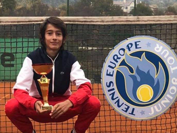 Onjen Milić teniski klub Dril