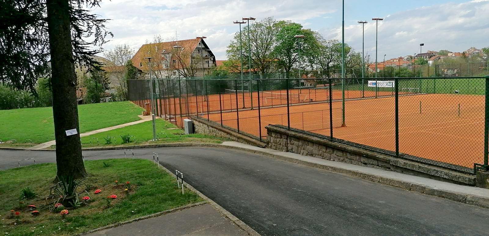Teniski klub Dril. Tereni Žarkovo
