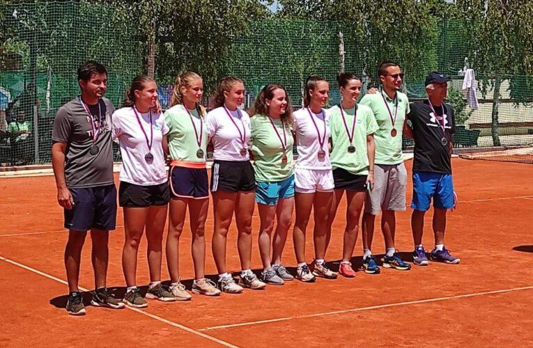 Naše Seniorke vicešampionke klubskog prvenstva Srbije