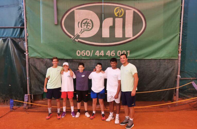 Drilovci uspešno startovali na ekipnom prvenstvu srbije do 14