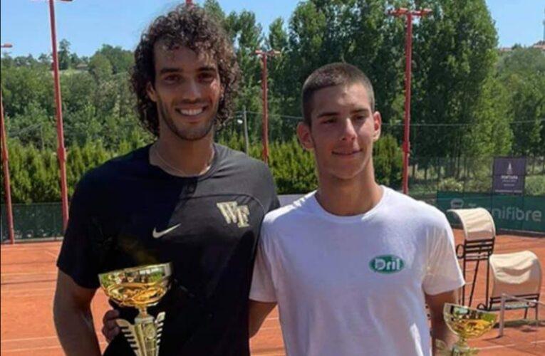 Leon u finalu sa ATP igračem